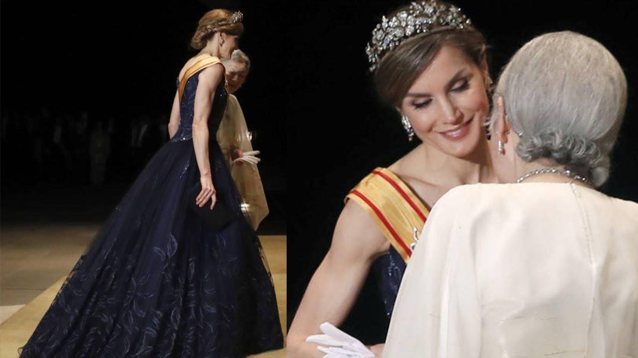Vestido de novia de la reina letizia
