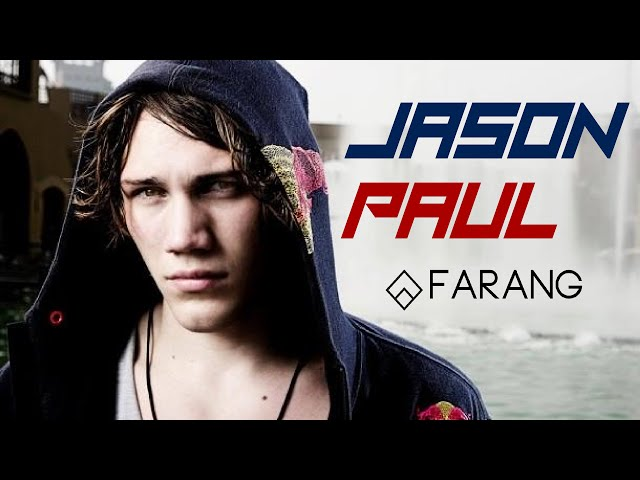 ** Freerunner ** Jason Paul trailer ** Red Bull / Team Farang **