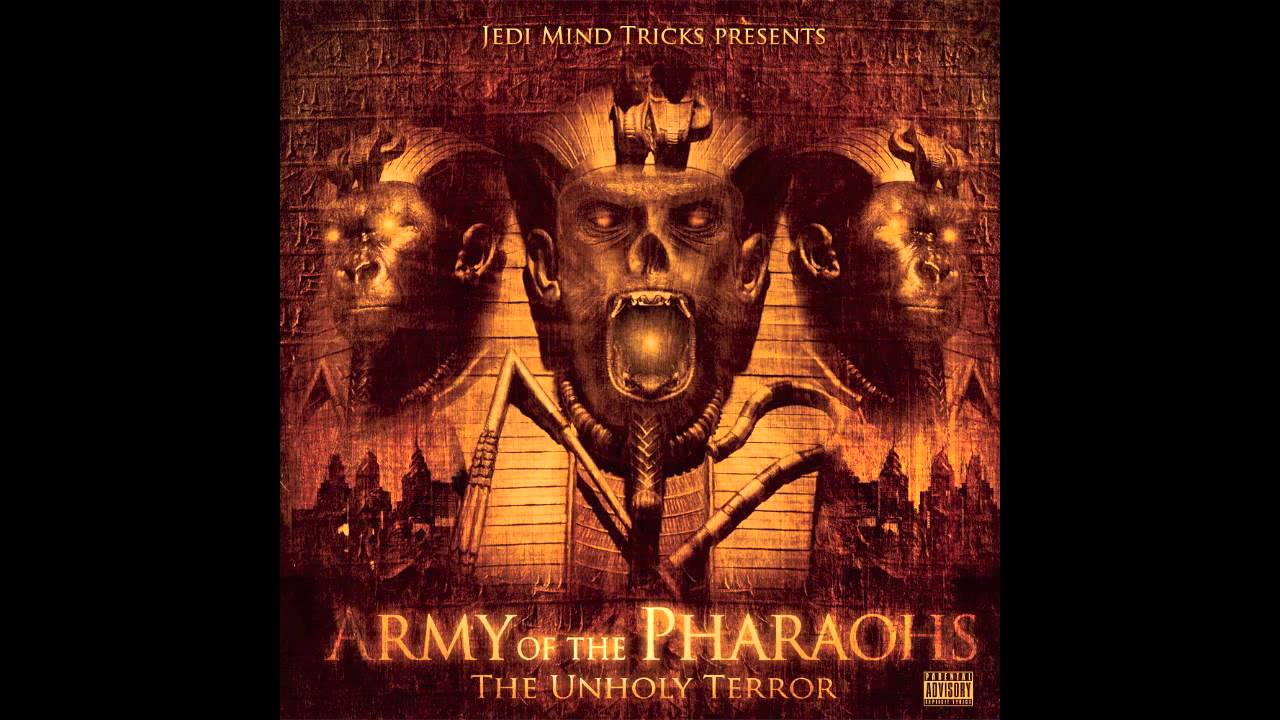 Army Of The Pharaohs - The Five Perfect Exertions / War Ensemble
