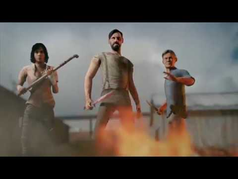 Tobias Fate - Walking Dead: No Man