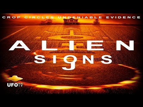UFOTV® Presents - UFO SECRET - ALIEN SIGNS