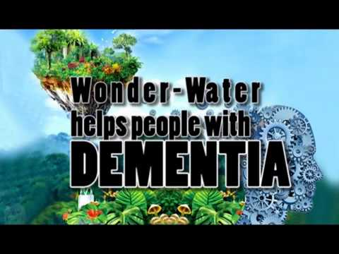 ACILIS SILICA WATER HELPS PEOPLE WITH DEMENTIA, AUTISM, ALZHEIMERS