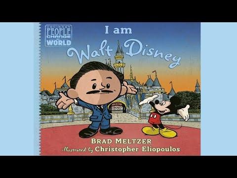 Download 📚 Read Aloud  I Am Walt Disney by Brad Meltzer   CozyTimeTales