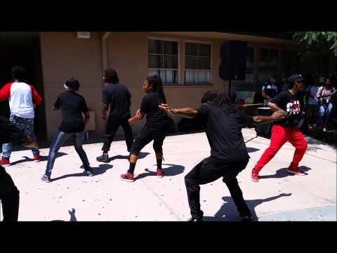 junkyard dance crew at Helix High School 2015 [AllStyle Dancers]