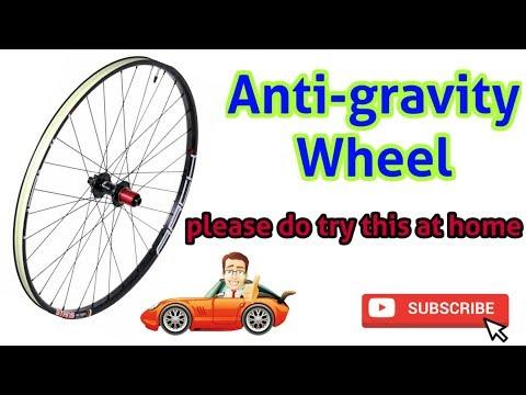 Anti - Gravity Wheel - YouTube