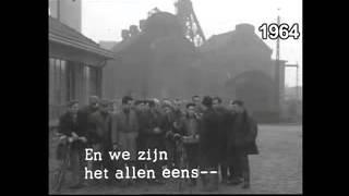 GESCHIEDENIS ACV de Mijnramp in Marcinelle (1956) en staking in 1964
