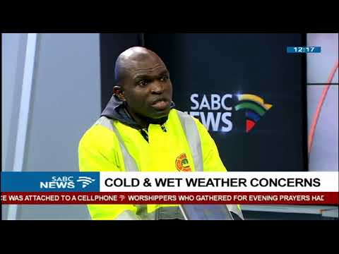 Cold and wet weather concerns