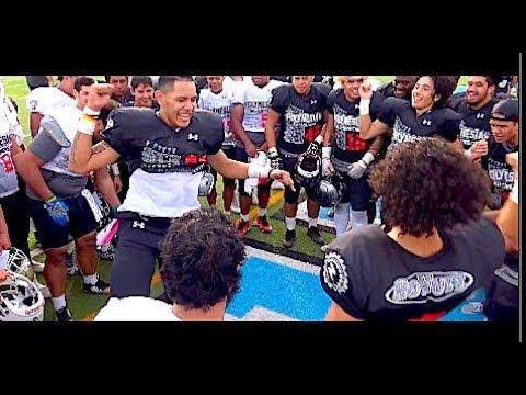 AIGA Foundation : Polynesian All-American Bowl 2018