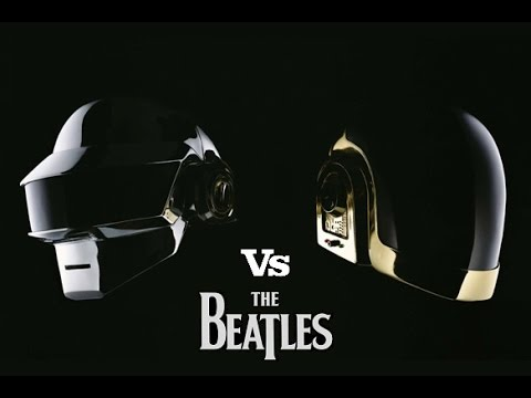 Daft Punk Vs The Beatles - Nightbeatle (Nightvision / When I'm 64)