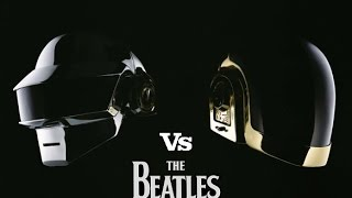 Daft Punk Vs The Beatles - Nightbeatle (Nightvision / When I