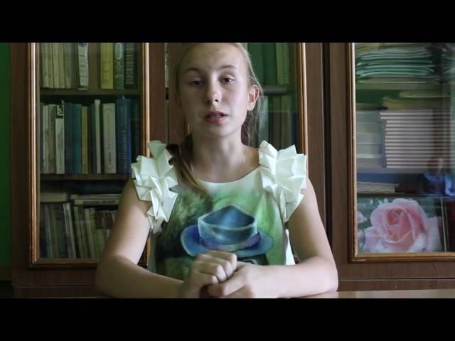 Изображение предпросмотра прочтения – МарияНизова читает произведение «Вот уж вечер. Роса...» С.А.Есенина