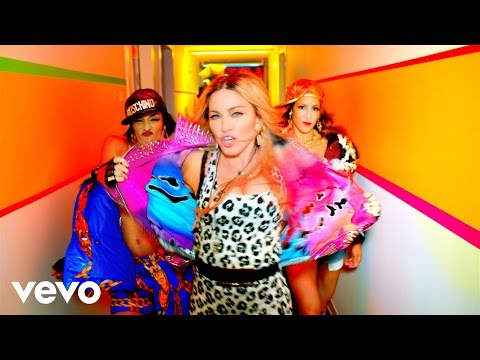 Madonna – Bitch I'm Madonna ft. Nicki Minaj