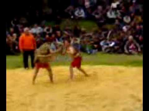 """Chidaoba"" Georgian Wrestling"