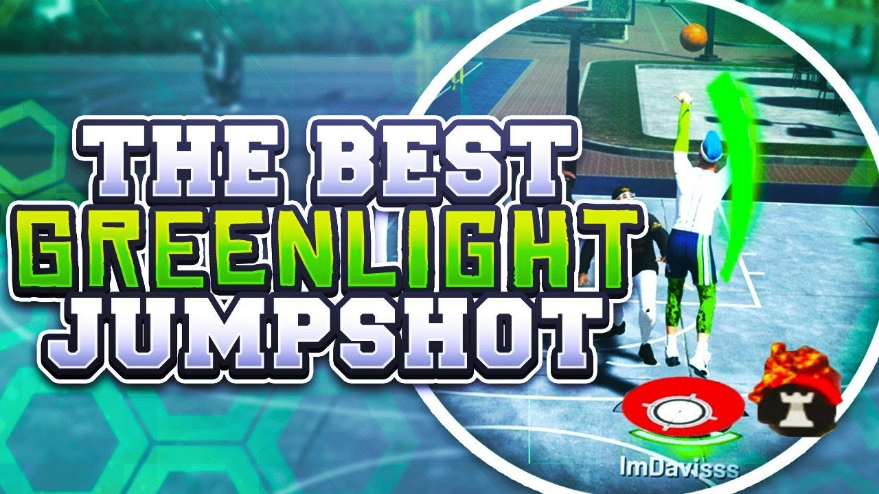 THE #1 GREENLIGHT JUMPSHOT IN NBA 2K19  I CANT MISS  BEST JUMPSHOT IN NBA  2K19