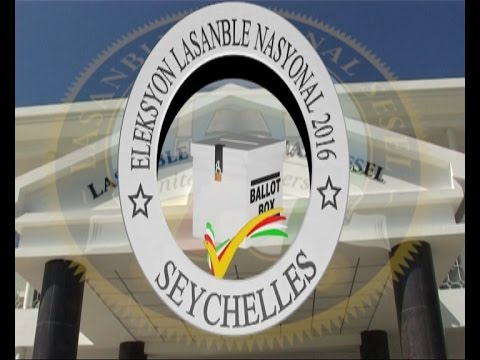 SBC SEYCHELLES - National Assembly Elections 2016 [8pm]