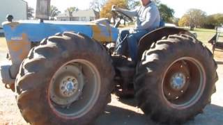 County 754 4WD Tractor on BigIron Auctions