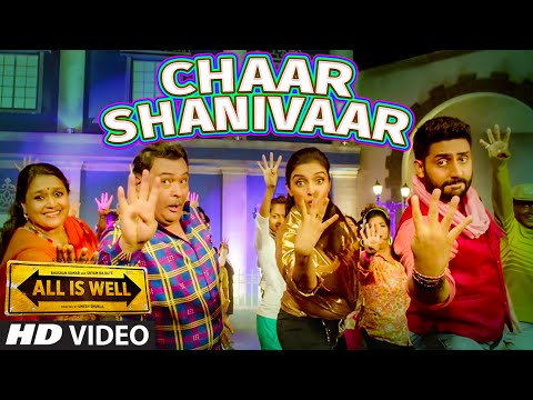 'Chaar Shanivaar' VIDEO Song - Badshah | Amaal...