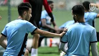 تحضيرات الدحيل للقاء العين في الجولة الرابعة من دوري أبطال آسيا