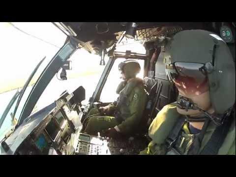 CH-149 Cormorant Arctic Trainer 2012