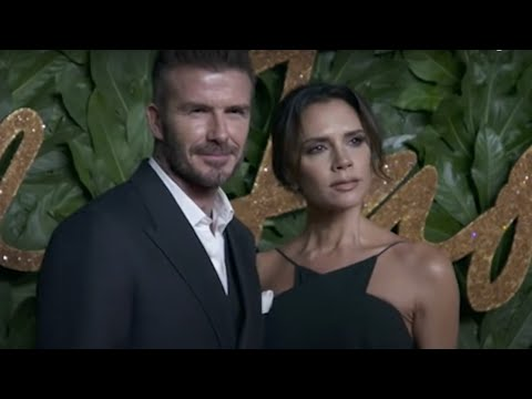 David Beckham and Victoria Beckham's love story - Oh My Goal