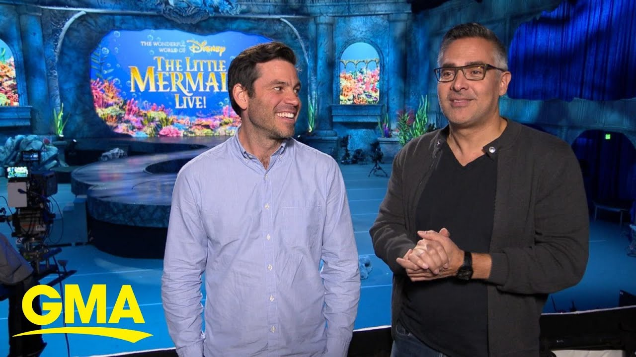 The Little Mermaid Live: Everything to Know, from Who ...