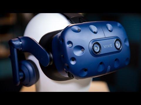 HTC Vive Pro VR Headset Review!