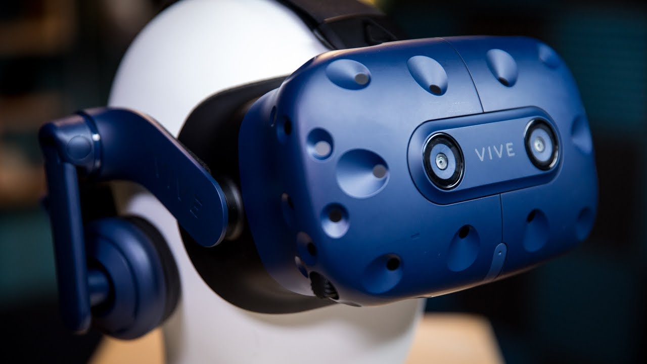 HTC Vive Pro VR Headset Review!