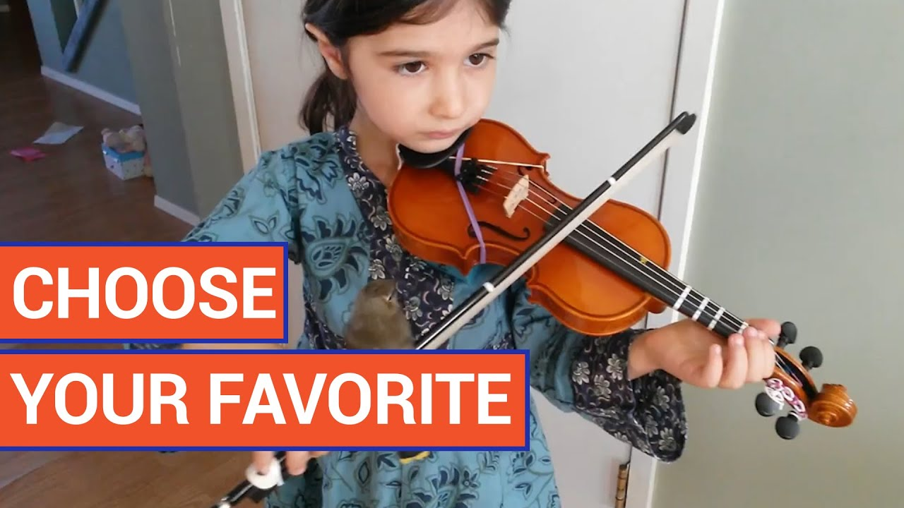 Amazing Musical Talent Kid Video Vote 2016