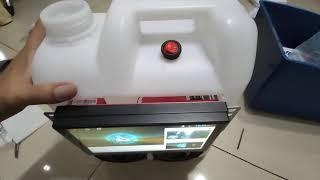 DIY แอมป์จิ๋ว 180Watt. เครื่องเสียงรถยนต์แอนดรอยด์ 2Din Android 9.0 Ram1G Power 45*4Watt
