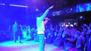Step Brothers (Evidence & Alchemist) - Red Carpet LIVE (LMB Prague, 2014)