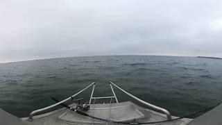 Рыбалка в Балтийском море 360 градусов