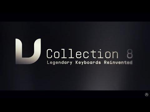 V Collection 8   Legendary Keyboards Reinvented
