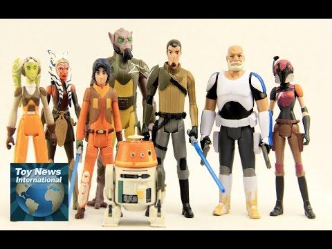"Star Wars 3.75/"" Black Series Rebels 3.75 Action Figure Toy Figures Toys"