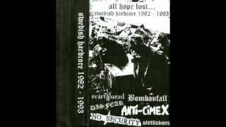 V A - All Hope Lost...Swedish Hardcore (FULL ALBUM) 1982-1993