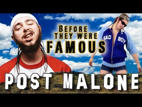 POST MALONE - Before They Were Famous