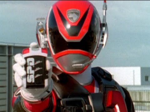 Power Rangers S.P.D. - S.W.A.T. Mode First Fight