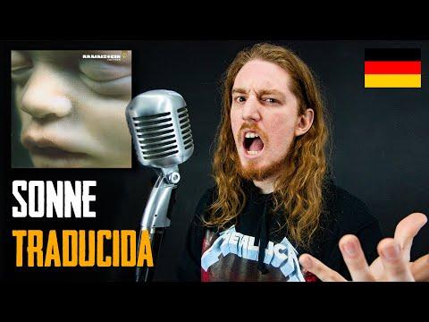 ¿Cómo sonaría SONNE - RAMMSTEIN en Español?   Nico Borie