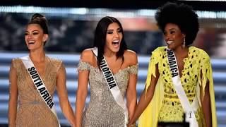 Do you believe that yellow is the lucky color for beauty pageants? ...