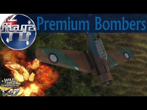 War Thunder - Wirraway & Havoc Mk I - Realistic Battle