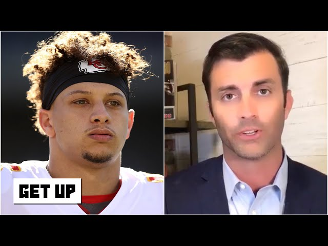 Will Patrick Mahomes finish his career with the Chiefs? | Get Up