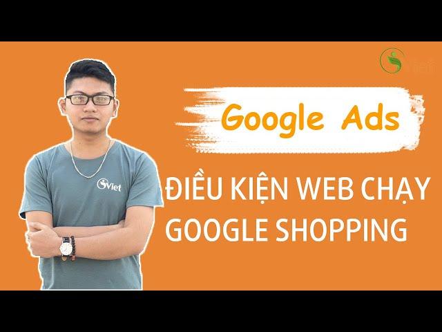 [iViet] Kiểm Tra Website Đủ Điều Kiện Chạy Google Shopping