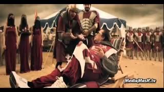 محمد هنيدي يقلد فلم 300 مقاتل ( مدحت , كاركتار حلو من مسلسل مسلسليكو ) 300 film but arabic comedy