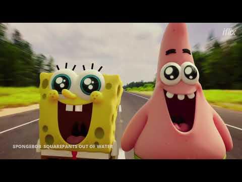 The Spongebob Movie Sponge Out Of Water   Watch On Iflix