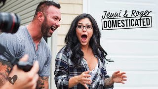 JWOWW: LIVING HER BEST MOM LIFE | Jenni & Roger: Domesticated | Awestruck