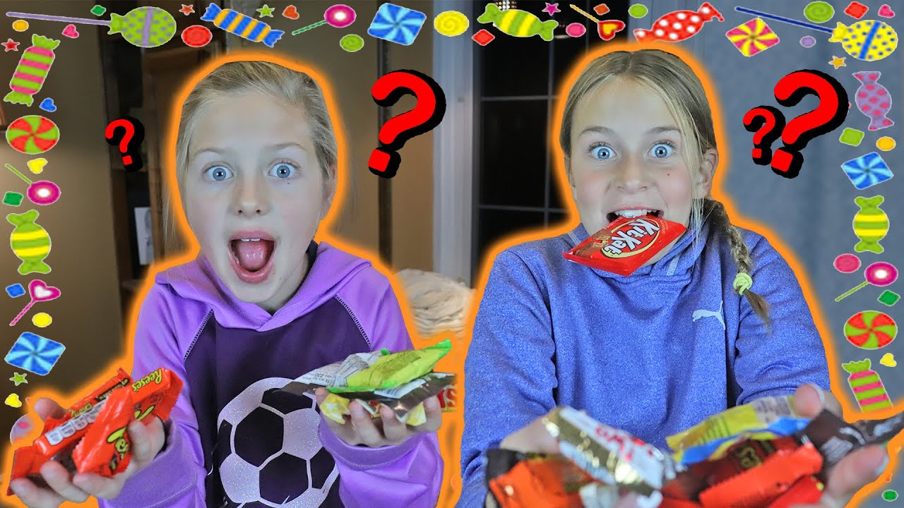 HIDING ALL OUR CANDY FROM HALLOWEEN!! 🎃 || BeckBroMary