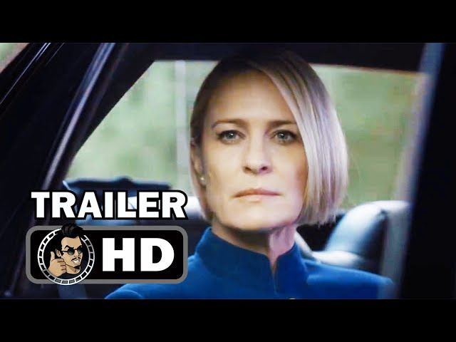 HOUSE OF CARDS Season 6 Official Trailer (HD) Robin Wright Series