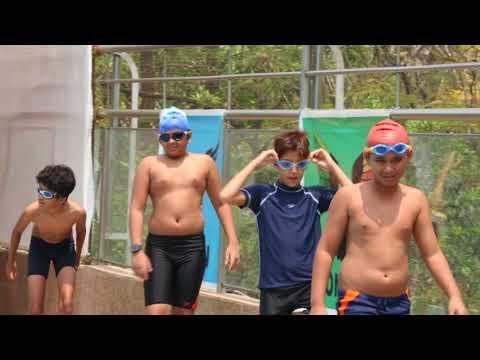 École Splash | Swimming Competition | École Mondiale World School