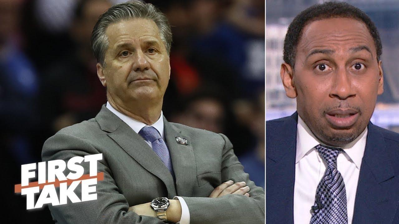 Luck abandons Kentucky basketball yet again in loss to Arkansas