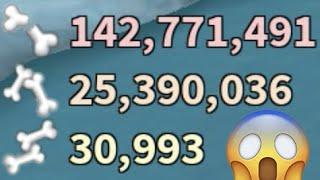 Interruzione 142.771.491 Ossa [Interruzione di livello 428] [2x Interruzioni] ROBLOX Ossa rotte IV
