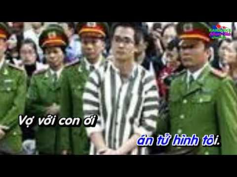 (Karaoke beat) Án Tử Hình - TRIỆU ĐỨC